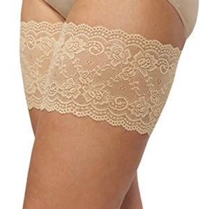 Bandelettes Elastic Anti-Chafing Thigh Bands 10/12